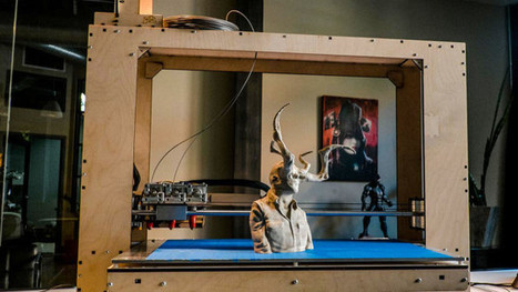 How 3D Printing Is Making Better Movie Monsters - Gizmodo Australia | Network to discuss Serious Games of the Future | Scoop.it