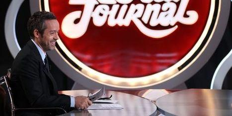 «LePetit Journal» de Yann Barthès, l'histoire d'une rubrique devenue JT | Médias, mon amour | Scoop.it