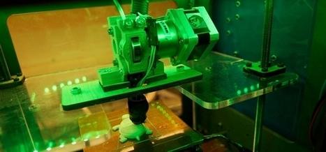 REGARDS SUR LE NUMERIQUE | L'imprimante 3D, outil d'une nouvelle révolution industrielle ? | Fabrication Numérique | Scoop.it