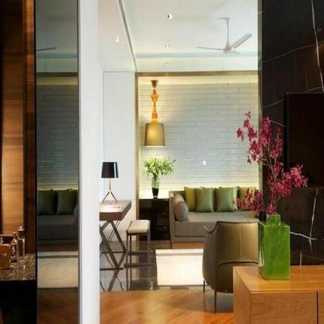 Modern Elegant Interior Apartment in New Delhi India | Architecture and Design Magazine | Scoop.it