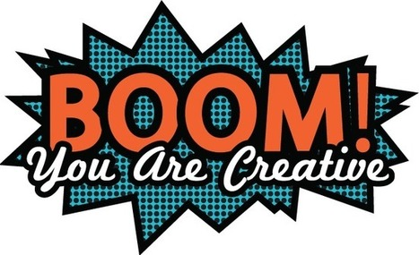 Part 1: BOOM! You Are Creative! | Women | Scoop.it