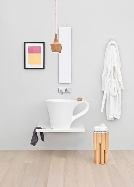 Nội thất siêu đẹp cho phòng tắm | Sản phẩm nội thất - Interior product | Scoop.it