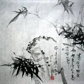 Chinese Bamboo Paintings for sale! | Artisoo Chinese Painting | Scoop.it