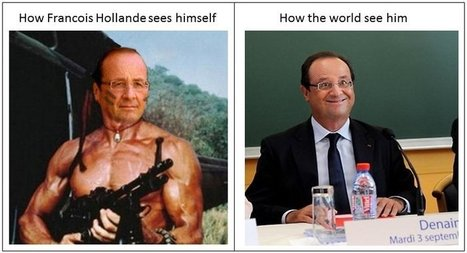 Hollande et François | Epic pics | Scoop.it