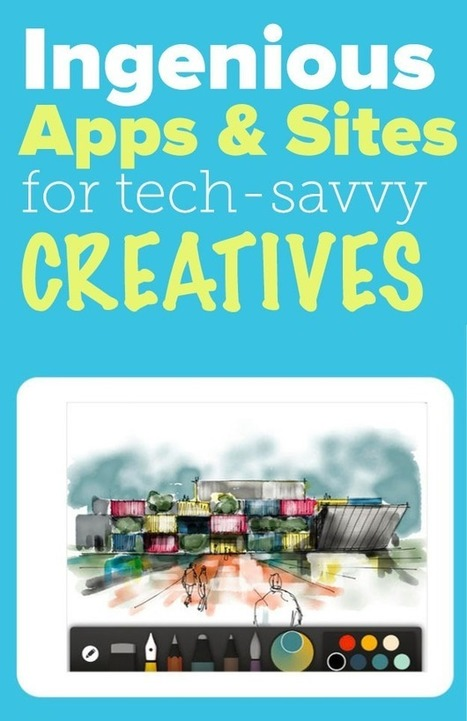 10 ingenious apps and sites for tech-savvy makers | Purposeful Pedagogy | Scoop.it