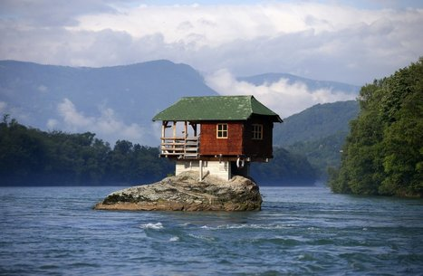 25 of the weirdest houses from around the world | Real Estate Plus+ Daily News | Scoop.it
