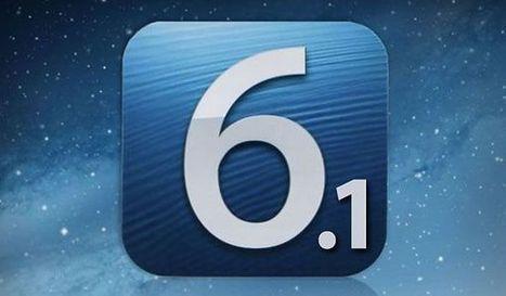 Download iOS 6.1 IPSW Firmware Final For iPhone iPad iPod [Fast Links] - iTechBook | iTechbook | Scoop.it