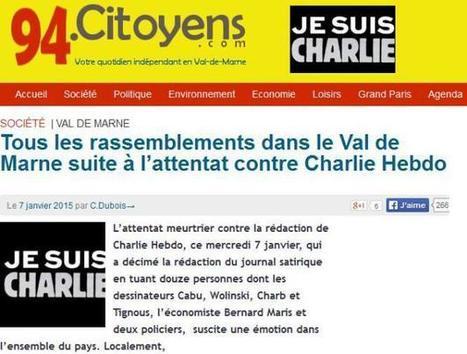 Charlie en Val-de-Marne | Au hasard | Scoop.it