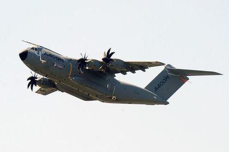 Questions sur l'avenir de l'A400M | Veille sectorielle | Scoop.it