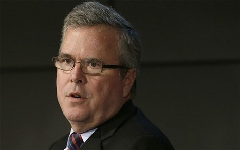 George W Bush: my brother Jeb 'wants to be president' - Telegraph | Underground News Australia | Scoop.it