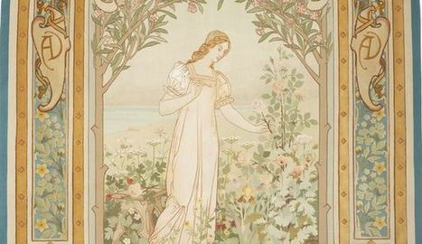 Comment faire tapisserie à Aubusson? | Textile Horizons | Scoop.it