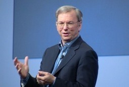 Eric Schmidt discusses Google's competitors, China, acquisitions and more | Nerd Vittles Daily Dump | Scoop.it