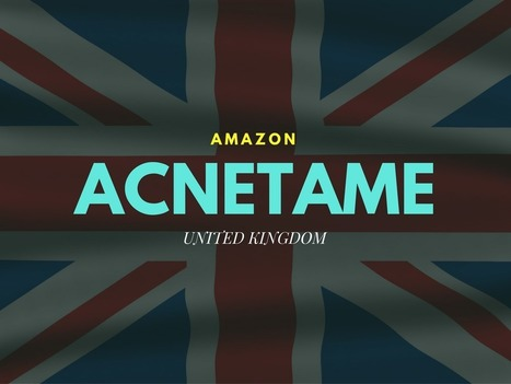 Acnetame is Now Available on Amazon UK   Natural OTC Hormonal Acne Treatment Remedies   Scoop.it