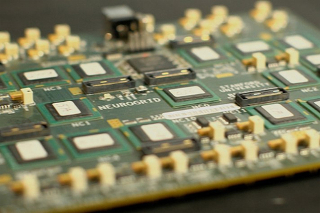 Brain-inspired circuit board 9000 times faster than an average PC | Social Foraging | Scoop.it