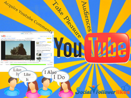 Buy Youtube Comments To Enjoy Huge Base Of Audiences | Social Media Marketing | Scoop.it