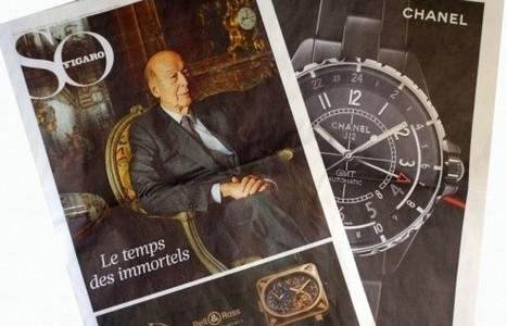 Figaro, marque média préférée du secteur horlogerie-joaillerie | DocPresseESJ | Scoop.it