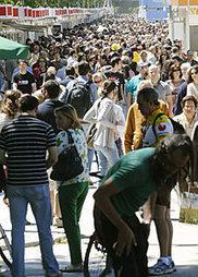 Los libreros se muestran esperanzados con el 'fuerte' arranque de la Feria del Libro   Mojoneradigital   Scoop.it
