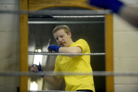 Boxing gym opens in South Lebanon Township - Lebanon Daily News | Personal Training | Scoop.it