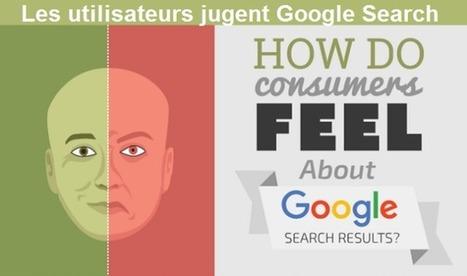 Que pensent les utilisateurs des résultats de recherche sur Google Search ? | Référencement | Scoop.it
