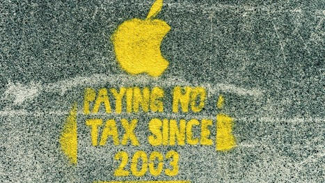 Apple's complex tax maneuvers carry a big price | Tech Trends and Industry | Scoop.it