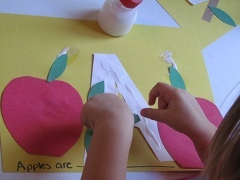A year long study of the alphabet | Learn through Play - pre-K | Scoop.it
