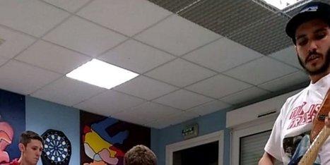 Les lycéens vont faire vibrer la scène - Sud Ouest 09/12/2015   L'Enilia-Ensmic dans la presse   Scoop.it