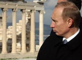 Η Ρωσία του Putin: Σταθερή και στάσιμη | Ψ | Scoop.it