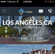 L'appli mobile On Spot, une aide précieuse pour voyager aux Etats-Unis - Destination sur Le Quotidien du Tourisme | Médias sociaux et tourisme | Scoop.it