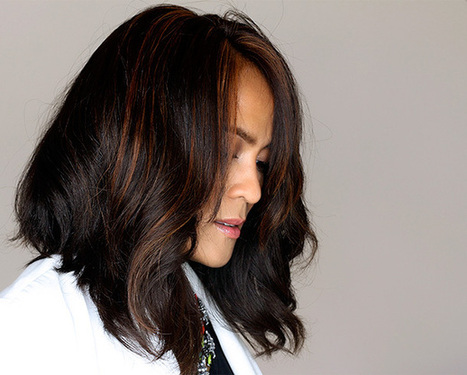 What's Your Hair Texture (Relaxed, Straight, Wavy, Curly, Super-Curly), and What Products, Tools and Techniques Work Best for You? | Beauty Tips | Scoop.it