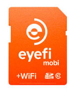 The Mobi EyeFi card turns almost any digital camera into a digital hub | From the Apple Orchard | Scoop.it