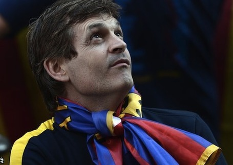 Barcelona boss Tito Vilanova set for 'pioneering cancer treatment' | AngloCatalan Affairs | Scoop.it
