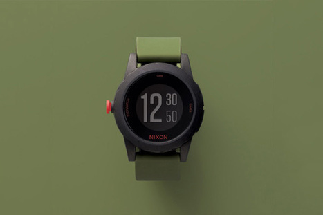 The Genie by Nixon | Military Style Stuffs | Scoop.it