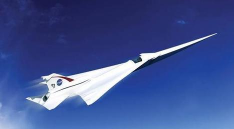 La Nasa prépare le successeur du Concorde | Remarquables | Scoop.it