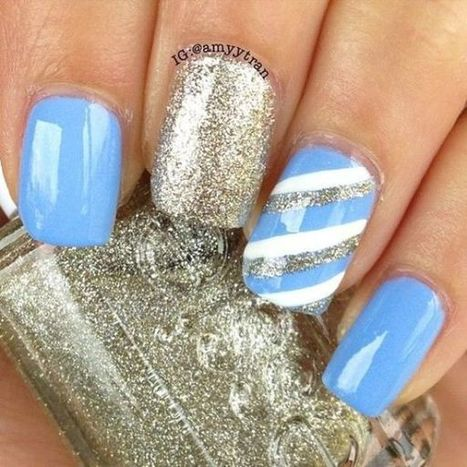Christmas nails design 16 – Picturing Images | Fashion Home decor Tattoos Beauty Pictures | Scoop.it