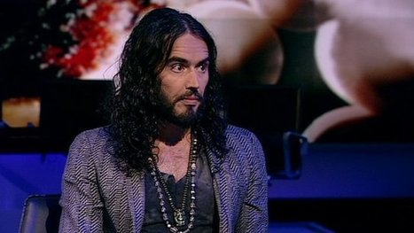 BBC - Newsbeat - Russell Brand wants drugs available through chemists | Toxicology and Drugs of Abuse | Scoop.it