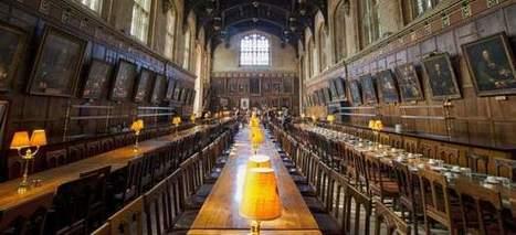 La 'generación Harry Potter' hace revivir a la Universidad de Oxford - 20minutos.es | Universidad | Scoop.it