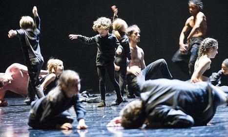 Boris Charmatz – review | en tournée | Scoop.it