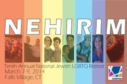 Gay Jews celebrate their faith and sexuality at Conn. retreat - Religion News Service | Health Education - Level 1 NCEA (Rosehill College) | Scoop.it