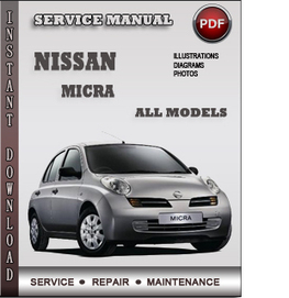 Nissan March Service Repair Manual Download | Info Service Manuals | Nissan Repair Service Manuals | Scoop.it