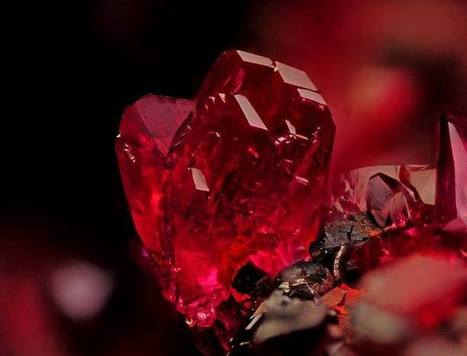 Roselite | Minerals | Scoop.it