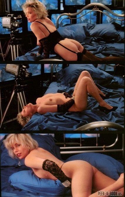 Peek-A-Boob: Video Vamp (Lynn Muscarella) Phone Sex Cable TV Show (Playboy, June 1992) | Sex Work | Scoop.it