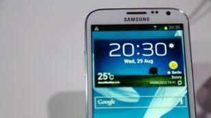 Samsung Galaxy Note II sobrepasa su récord | Actualidad Internacional | Scoop.it