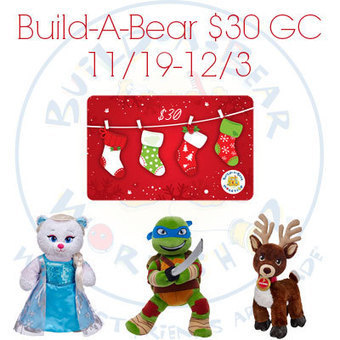 Frugal-Shopping: Build-A-Bear $30 Gift Card Giveaway - ends 12/3 | Frugal and Thrifty | Scoop.it