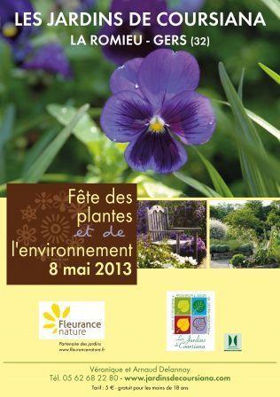 La fête des plantes et de l'environnement 2013 ! | tourisme de jardin | Scoop.it