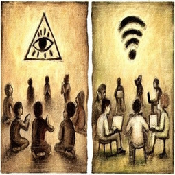 Just One More Religion- Wifi -God | Innovations in e-Learning | Scoop.it