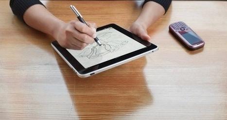 iPen: de stylus opnieuw uitgevonden | One More Thing | ICTMind | Scoop.it