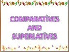 Comparatives and superlatives - New Spotlight on English | learning english online | Scoop.it