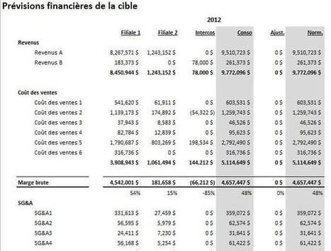 La modélisation financière en contexte de fusions-acquisitions   Le CFO masqué   Modélisation financière   Scoop.it