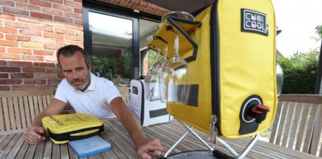 L'invention d'un Tourquennois médaillée d'argent au concours Lépine (VIDÉO)   Le vin quotidien   Scoop.it