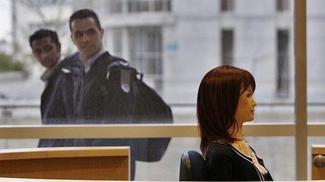 Un ayuntamiento británico sustituye a su recepcionista por un holograma | Millanettic y la Fisioterapia | Scoop.it